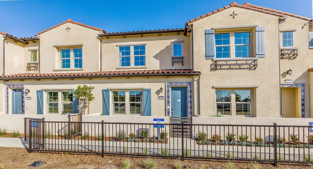 'The Groves - Willow' by Lennar - CA Coastal in Los Angeles