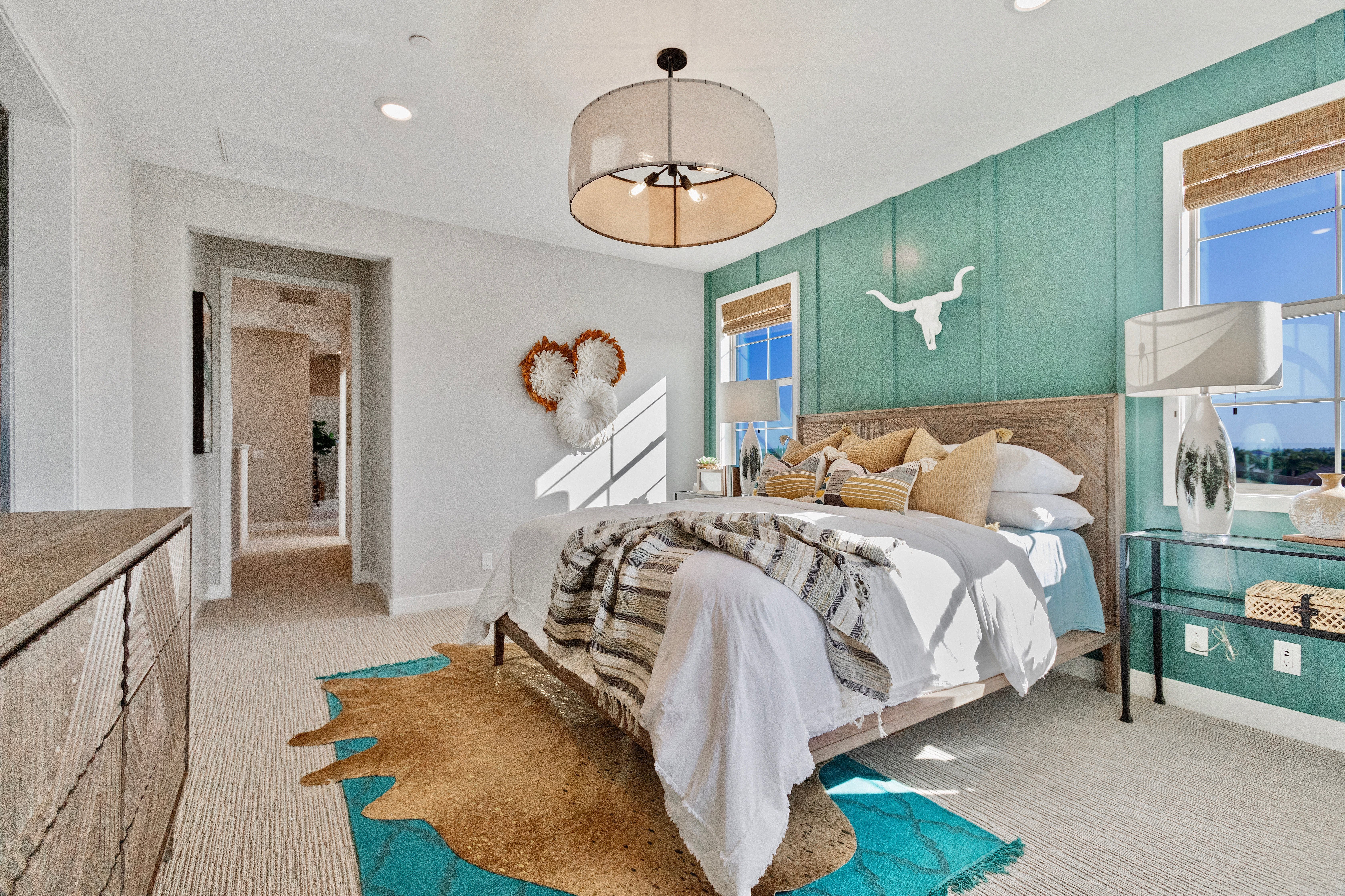 Bedroom featured in the Residence 3 By Lennar in Los Angeles, CA