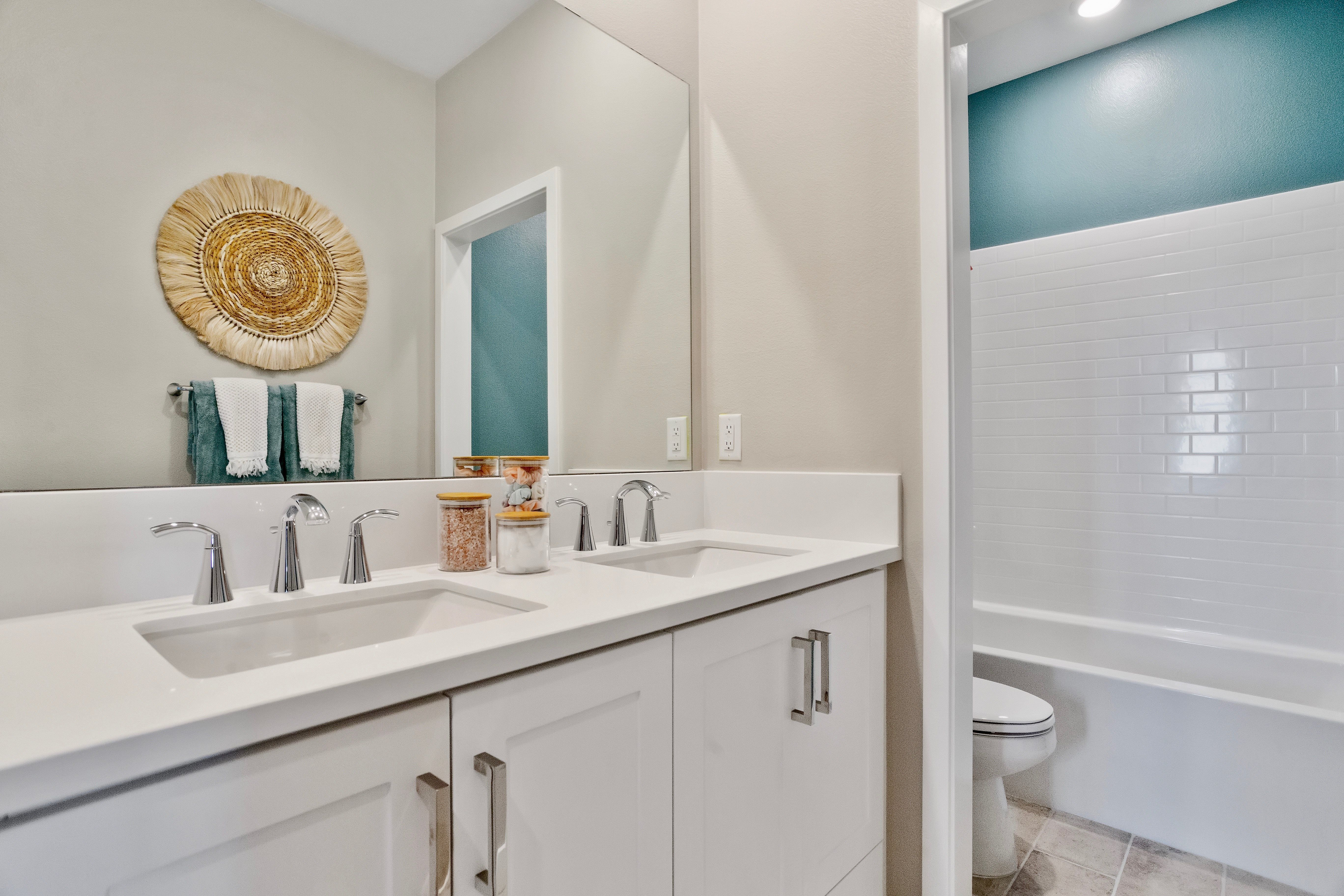 Bathroom featured in the Residence 3 By Lennar in Los Angeles, CA