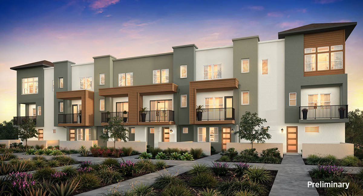 Exterior featured in the Residence 2 By Lennar in Los Angeles, CA