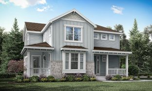 Isla - Sterling Ranch - The Elements Collection: Littleton, Colorado - Lennar