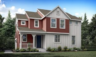 Evergreen - Sterling Ranch - The Elements Collection: Littleton, Colorado - Lennar