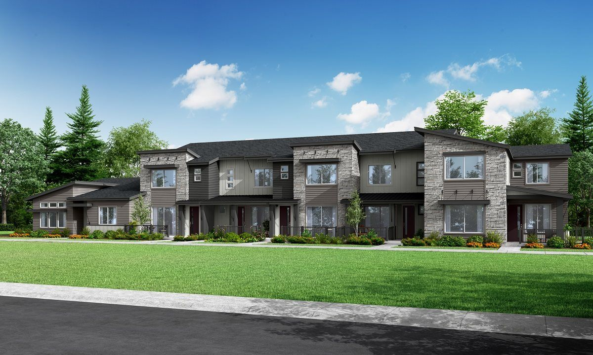 Exterior featured in the Plan 501R By Lennar in Denver, CO