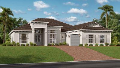 Heritage Landing - Estate Homes