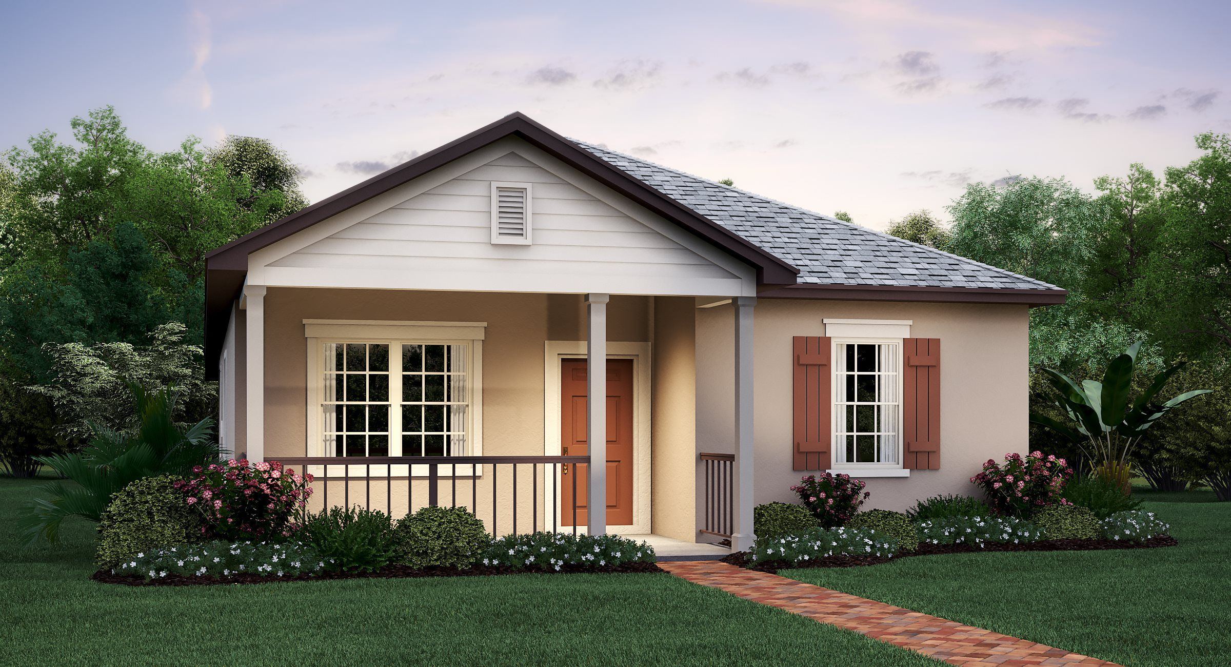 Exterior featured in the Springfield By Lennar in Tampa-St. Petersburg, FL