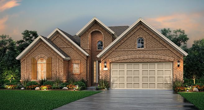 2311 Keystone Ridge Lane (Blackstone)