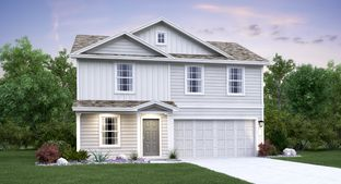 Selsey - Columbia Square - Watermill Collection: San Antonio, Texas - Lennar