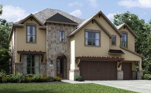 Towne Lake - Cambridge & Provence Collections by Village Builders in Houston Texas