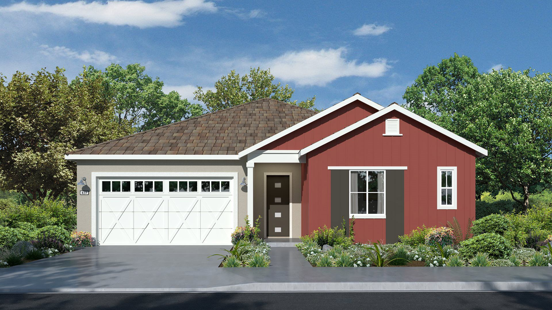 Residence 2282 | Elevation A