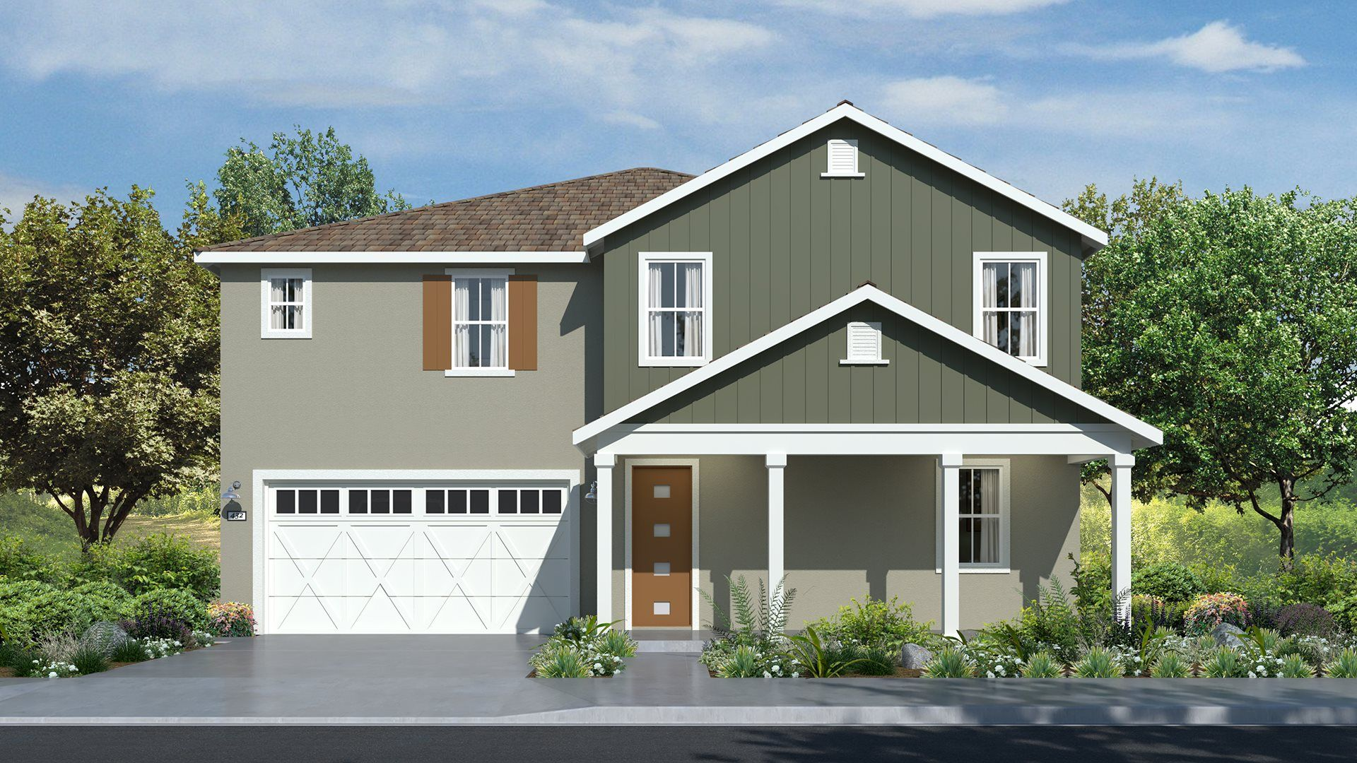 Residence 3104 | Elevation A