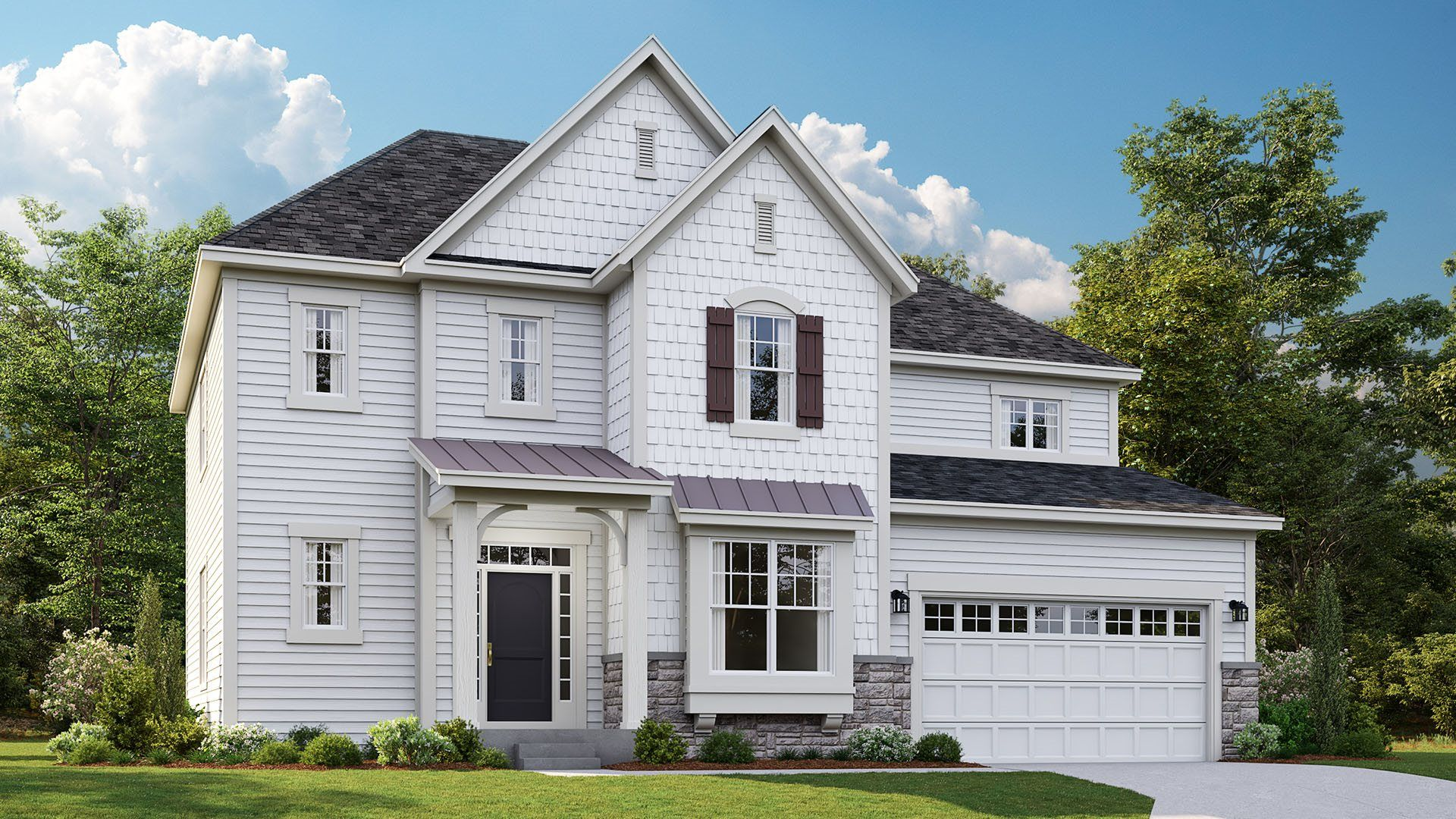 Exterior featured in the Innisbrook By Lennar in Baltimore, MD