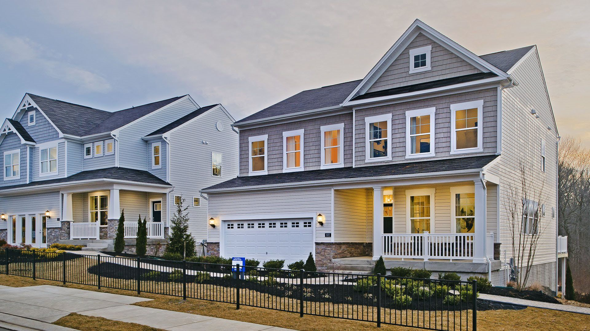 Exterior featured in the Powell By Lennar in Baltimore, MD
