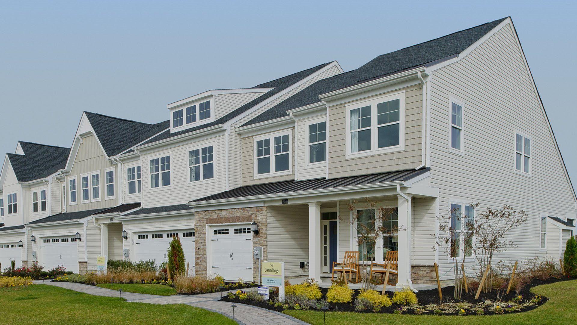 Exterior featured in the Jennings By Lennar in Sussex, DE