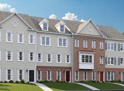 Easton Rear Load Garage - Oxford Square - The Yards: Hanover, Maryland - Lennar