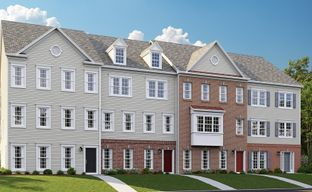 Oxford Square - The Yards by Lennar in Baltimore Maryland