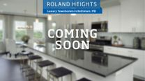 Roland Heights by Lennar in Baltimore Maryland