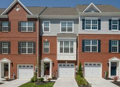Arcadia Front Load Garage - Delacour at Blue Stream - Townhome Collection: Elkridge, District Of Columbia - Lennar