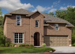 Azure w/ Media - Sendera Ranch Brookstone - Brookstone: Haslet, Texas - Lennar