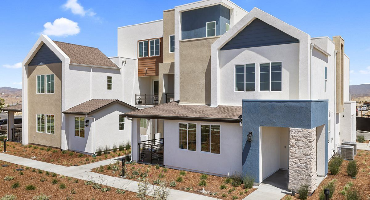 Exterior featured in the Residence 3 By Lennar in Los Angeles, CA