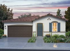 Residence One - Prairie Crossing - Night Sky: Winchester, California - Lennar