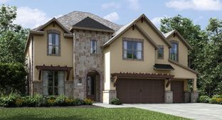 Brittany - Towne Lake - Cambridge, Icon & Provence Collections: Cypress, Texas - Village Builders