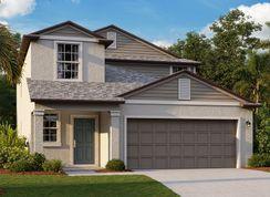Columbia - Shell Cove - The Manors: Ruskin, Florida - Lennar