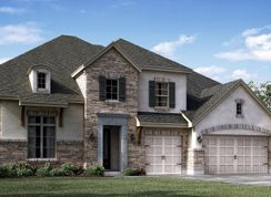 New Haven II - Vistas at Klein Lake - Classic Collection: Spring, Texas - Village Builders