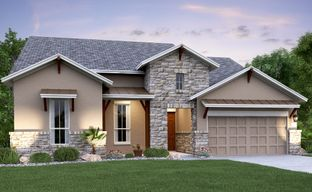 Sweetwater - Madrone Ridge - Havergate Collection by Lennar in Austin Texas
