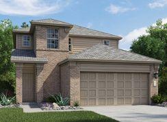 Winsdale - Sonterra:Bailey Park: Jarrell, Texas - Lennar