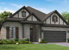 Rosecliff - Towne Lake - Cambridge, Icon & Provence Collections: Cypress, Texas - Village Builders