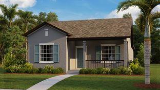 Charleston - Connerton - Sagewood Manors: Land O' Lakes, Florida - Lennar