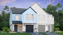 Sun Chase - Crosswell Collection by Lennar in Austin Texas