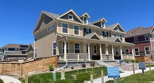 Lucent- Left - Palisade Park - Paired Homes: Broomfield, Colorado - Lennar