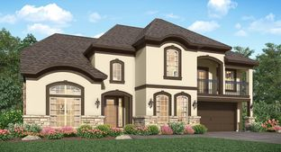 Chopin - Vistas at Klein Lake - Classic & Wentworth Collections: Spring, Texas - Village Builders