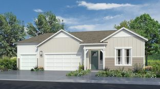 Residence 2993 - Heritage Placer Vineyards - Emilia: Roseville, California - Lennar