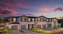 Cypress Creek - The Maples Townhomes by Lennar in Tampa-St. Petersburg Florida