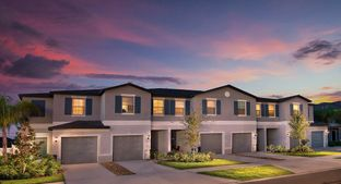 Hampton - Cypress Creek - The Maples Townhomes: Sun City Center, Florida - Lennar