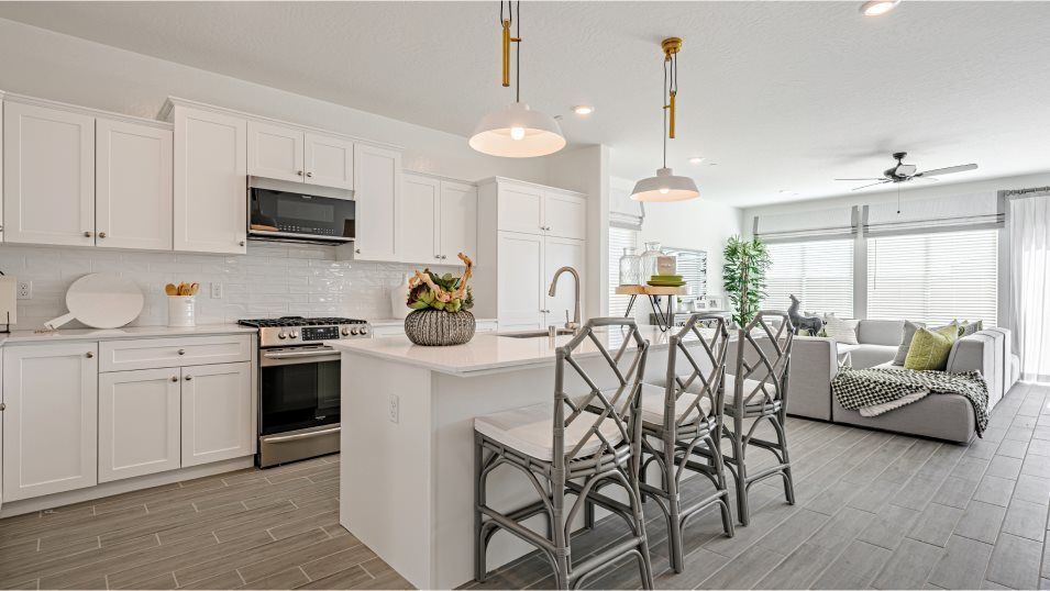 Kitchen featured in the Persimmon By Lennar in Bakersfield, CA