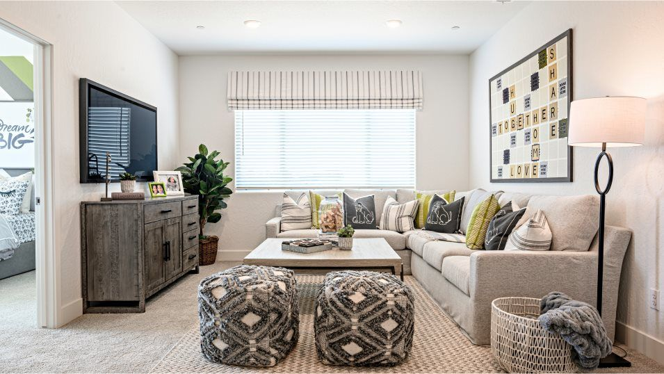 Living Area featured in the Persimmon By Lennar in Bakersfield, CA