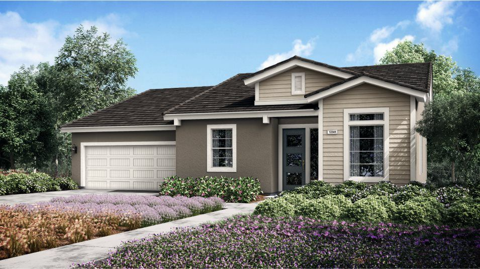 Exterior featured in the Alpenglow By Lennar in Bakersfield, CA