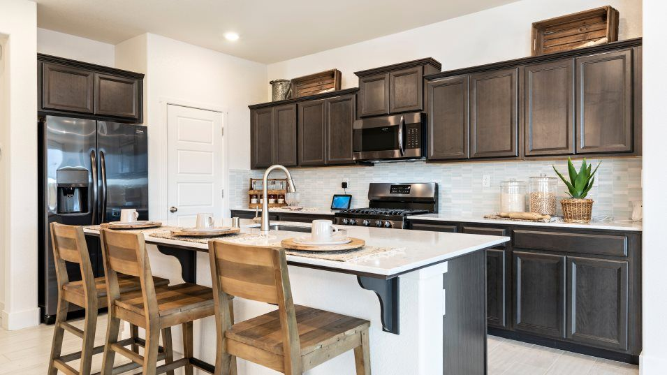 Kitchen featured in the Sandpiper By Lennar in Merced, CA