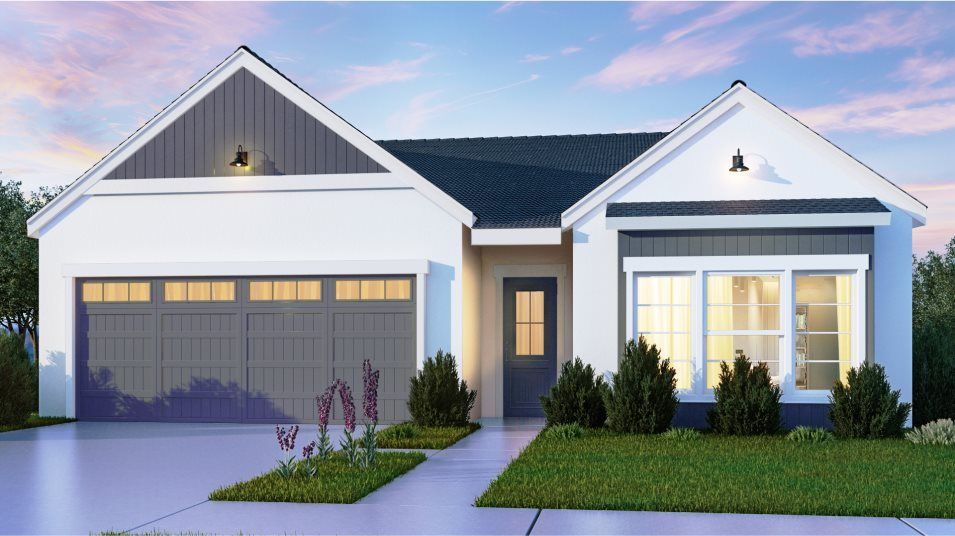Exterior featured in the Aria By Lennar in Visalia, CA