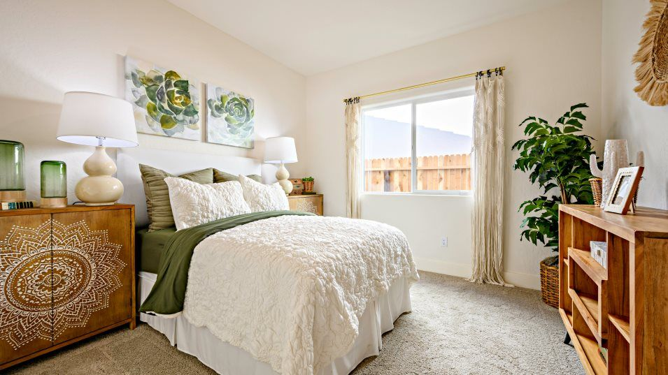 Bedroom featured in the Aria By Lennar in Visalia, CA