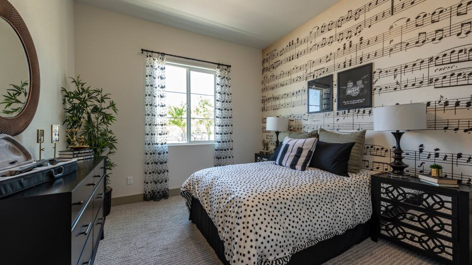 Bedroom featured in the Moonlight By Lennar in Visalia, CA