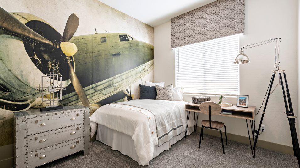 Bedroom featured in the Solstice By Lennar in Visalia, CA
