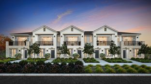 Oriole - The Brambles - Starling Townhomes: Fresno, California - Lennar