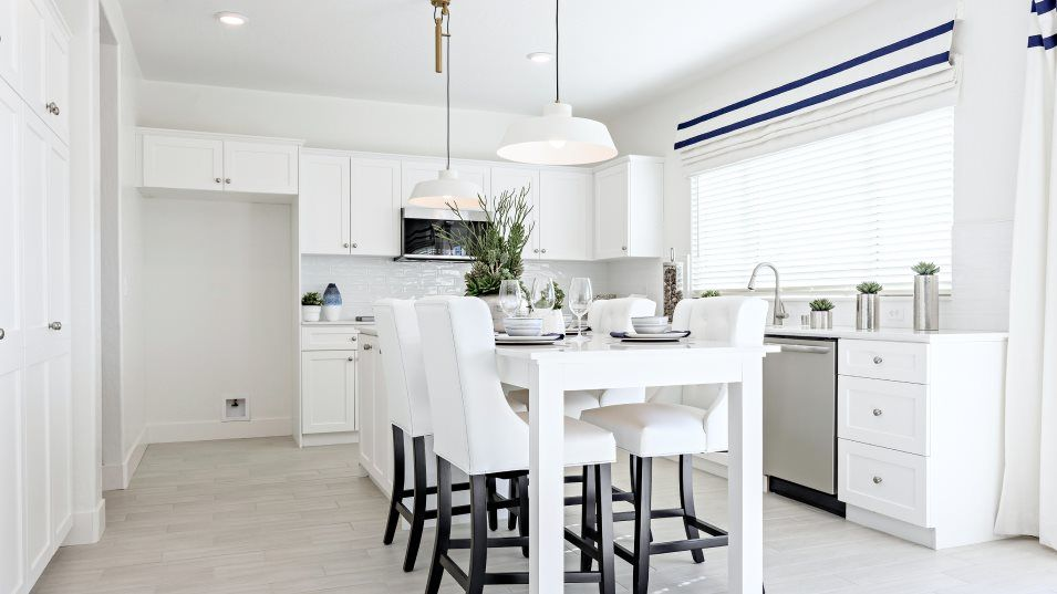 Kitchen featured in the Dewberry By Lennar in Fresno, CA