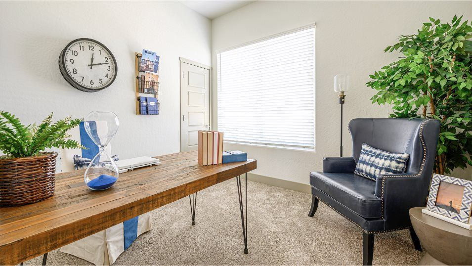 Living Area featured in the Sundance By Lennar in Fresno, CA