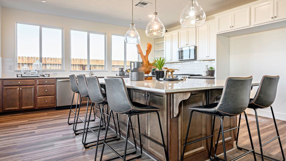 Kitchen featured in the Overture By Lennar in Fresno, CA