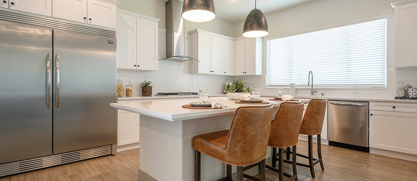 Kitchen featured in the Sundance By Lennar in Visalia, CA